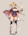 【PFFK】骸骨の女先王ノーレィ【ゴルベイル】