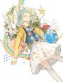 花咲く日/seuga