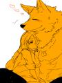 飼い主獣人とペット女子高生【番外2】