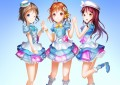 Aqours - You, Chika, Riko