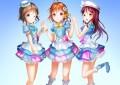 Aqours - You, Chika, Riko
