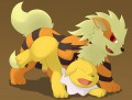 Arcanine is to huge! OwO