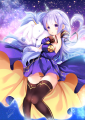 星の歌姫ver.ユニコーンちゃん/yuki_azuma