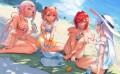 夏の女子会