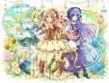 花の街の四人娘