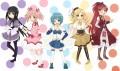 【まどマギ】魔法少女の5人